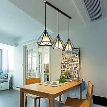 Stoex - Chandelier- 3 Lamp Holders Lamp Pendant