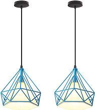 Stoex - Chandelier , Industrial Pendant Light 25CM