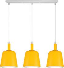 Stoex - Industrial Modern Pendant Lamp Yellow