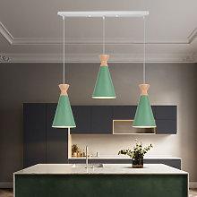 Stoex - Industrial Pendant Lamp 3 Lights Nordic