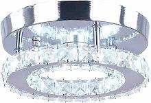 Stoex - Luxury Clear Crystal Chandelier Modern LED