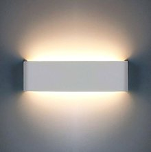 Stoex - Modern Wall Lamp 12W 1200LM LED Wall Light