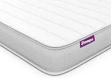 Stompa S Flex Eco Pocket Sprung Non Foam Mattress