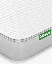 Stompa S Flex Eco Sprung Children's Mattress, Medium Tension, Single