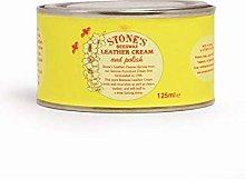 Stone's Beeswax Leather Cream and Polish 125ml