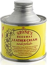 Stone's Beeswax Leather Cream & Polish 125ml