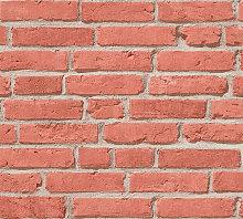 Stone tile wallpaper wall Profhome 355811-GU