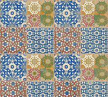 Stone tile wallpaper wall Profhome 368951-GU