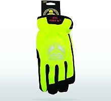 StoneBreaker Gloves SBK_MXP_HVZ_L Hi Viz Work