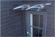 Stonecrest W 1.20 x D 0.67m Door Canopy Sol 72