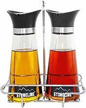 Stoneline Cookware 15414Vinegar and Oil Set of