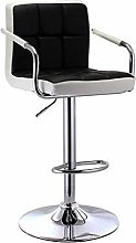 Stool Bar BAR STOOL with armrests and backrest,