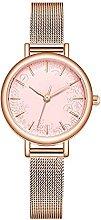 Stopwatch Elegant Women's Watch With Printing