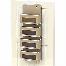 Storage Bag Hanging Finishing Wardrobe Clothes
