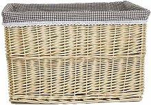 Storage Basket Environmental Protection Wicker