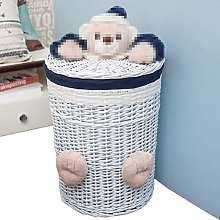 Storage Basket Large Wicker Weave Storage Basket
