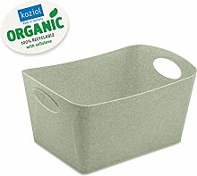 Storage bin BOXXX M, organic green