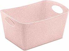Storage bin BOXXX M, organic pink