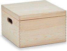Storage Bin Zeller Size: 19cm H x 30cm W x 30cm D