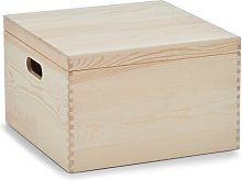 Storage Bin Zeller Size: 22cm H x 35cm W x 35cm D