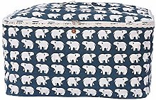 Storage Box Clothes Storage Bags With Zips