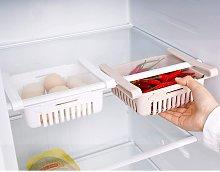 Storage box Fridge Retractable refrigerator with