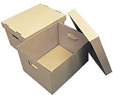 Storage Boxes - 405x318x254mm (16x12.5x10ins). 10
