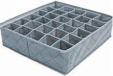 Storage Boxes Organizer Foldable Non-woven