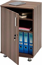 Storage Cabinet Cupboard and Desktop Extension to