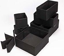 Storage Drawer Organiser,Collapsible Bathroom