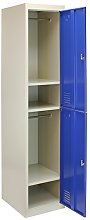 Storage Filing Locker Cabinet Metal Door