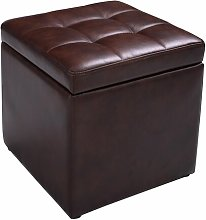Storage Ottoman Symple Stuff Upholstery Colour: