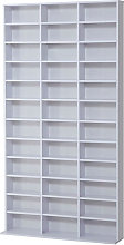 Storage Shelf CD Bookcase Shelf Unit Organiser