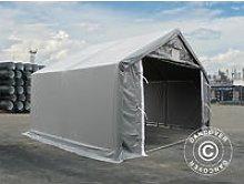 Storage shelter Storage tent PRO 4x4x2x3.1 m, PVC,