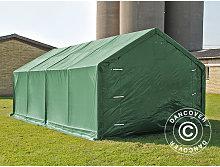 Storage shelter Storage tent PRO 4x8x2x3.1 m, PVC,