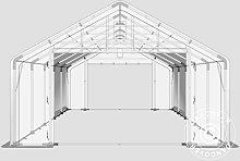 Storage shelter Storage tent PRO 5x10x2x3.39 m,