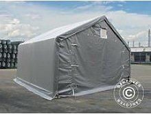 Storage shelter Storage tent PRO 5x4x2x3.39 m,