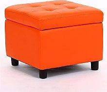 Storage Stool Sofa Stool Upholstered Ottoman