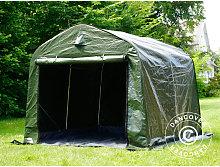 Storage tent Portable garage PRO 2.4x2.4x2 m PE,
