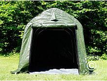 Storage tent Portable garage PRO 2x3x2 m PE, with