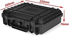 Storage Toolbox Portable Plastic Tool Case Safety