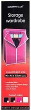 Storage Wardrobe - Pink