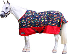 StormX Thelwell Horse Combo Turnout Rug (4´