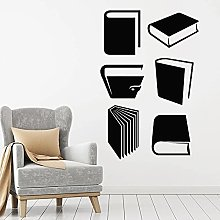 Storybook Wall Decal Reading Room Library