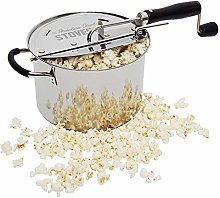 StovePop Stainless Steel Popcorn Popper by