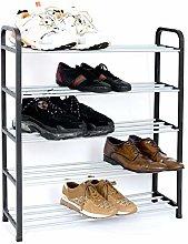 Straame 5 Tier Shoe Rack Stand Storage Organiser,