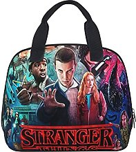 Stranger Things Insulated Lunch Bag,Lunch Box for
