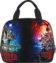 Stranger Things Insulated Lunch Bag with Ice Pack