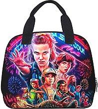 Stranger Things Lunch Bag Cooler Bag Portable