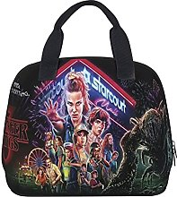 Stranger Things Lunch Bag,Insulated Lunch Bag
